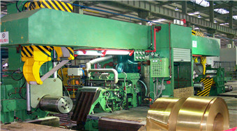 Copper Strip Rolling Mill