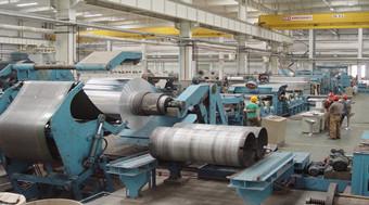 Aluminum Strip Leveller