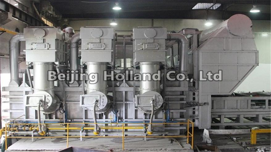 Aluminum Smelting furnace