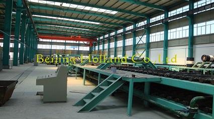 Aluminum Ingot Line in Argentina