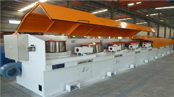 Aluminum Cladding Steel Wire machine