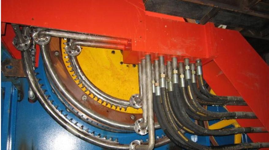 Aluminum Wheel Ingot Casting