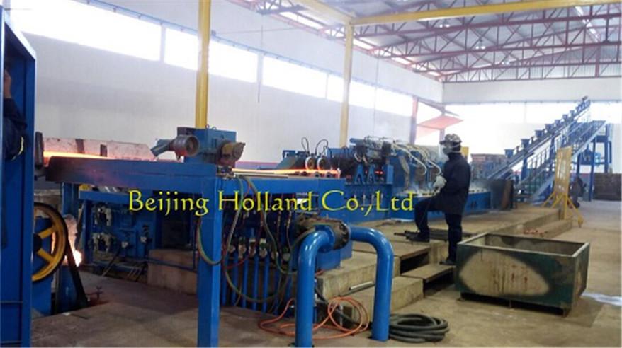 Copper CCR Continuous Casting Rolling line