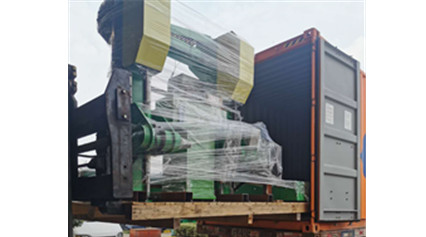 48 reels Aluminum CTC Line to South America