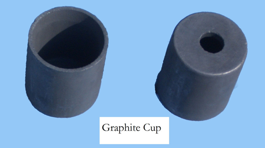 Upcast accessories (graphite flakes/ die/ mould/ cup)
