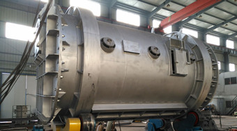Refinery furnace for upcast or anode plate production